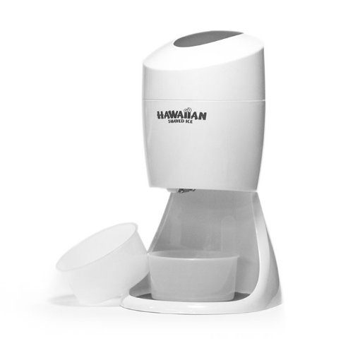 Hawaiian Shaved Ice Electric Shaved Ice Maker (S900A) Perfect for Cool Summer Treats