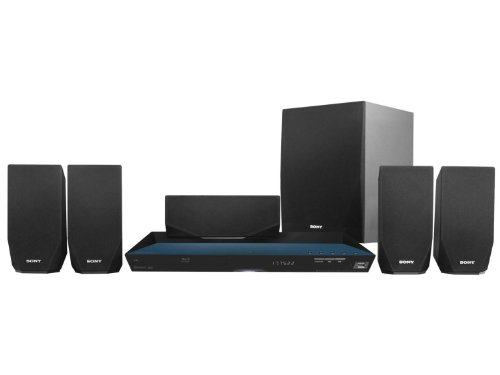 Sony BDV-E2100 3D Smart Blu-ray Home Theater System (Certified Refurbished)