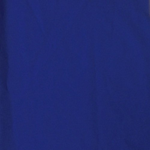 Cotton Polyester Broadcloth Fabric Premium Apparel Quilting 60' Wide Sold By the Yard Wholesale (1 YARD, Royal Blue)