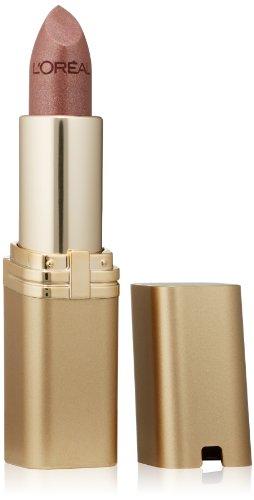 L'Oreal Paris Makeup Colour Riche Original Creamy, Hydrating Satin Lipstick, 760 Silverstone, 1 Count