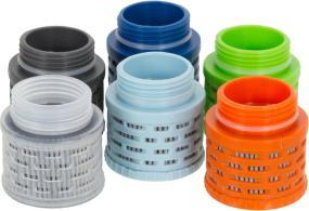 Choose your favorite filter color