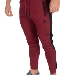 YoungLA Mens Joggers Sweatpants Casual Skinny Fit Athletic Activewear Cotton Pants with Pockets 211 11 Fashion Online Shop Gifts for her Gifts for him womens full figure