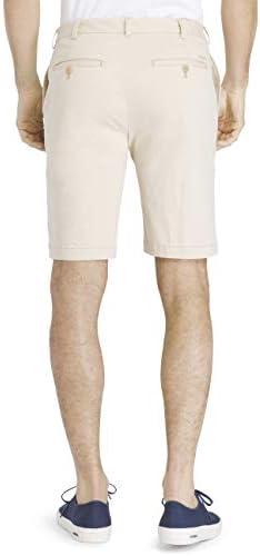 "IZOD Men's Saltwater 9.5"" Flat Front Chino Short 3"