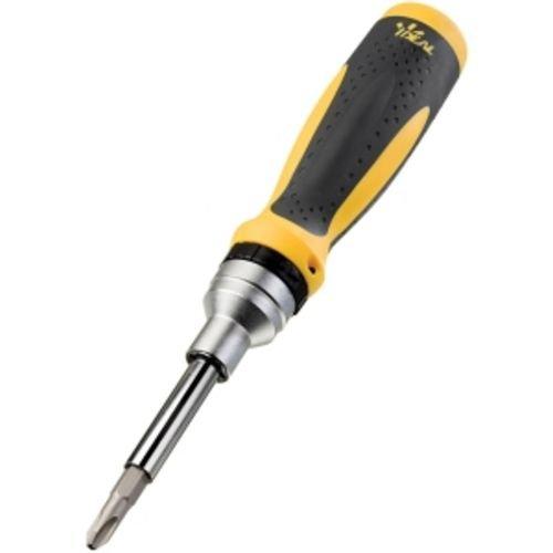 Ideal 35-688 21-in-1 Twist-A-Nut Multi-Bit Screwdriver
