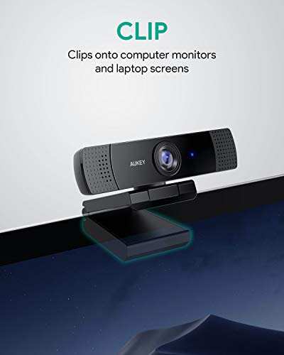 AUKEY-FHD-Webcam-1080p-Live-Streaming-Camera-with-Stereo-Microphone-Desktop-or-Laptop-USB-Webcam-for-Widescreen-Video-Calling-and-Recording