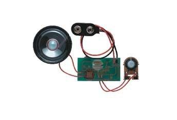 RadioShack 9V Digital Voice Recording Module