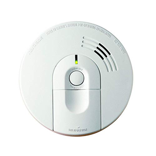 Kidde i5000 120v Hardwired Ac/dc Smoke Alarm with Battery Back Up LOT OF 4 by KIDDE