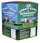 Hi Mountain Variety Pack #1-Jerky Maker's – Jerky Cure and Seasoning Variety Pack – Make Your Own Jerky