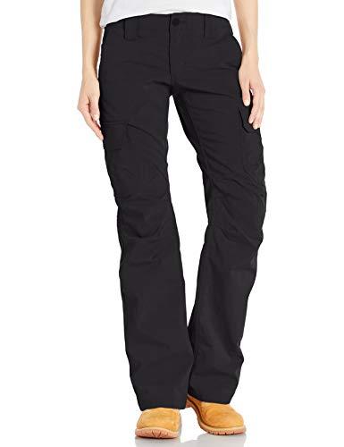 Under Armour Women's TAC Patrol Pants, Black (001), Size 8
