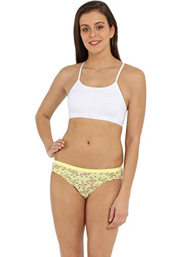 Jockey Women's Cotton Crop Top