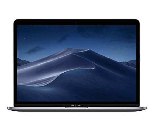 Apple MacBook Pro (13' Retina, 2.3GHz Dual-Core Intel Core i5, 8GB RAM, 128GB SSD) - Space Gray (Latest Model)