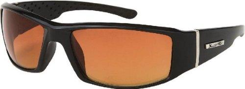 HD Vision Anti-Glare Driving Glasses X-Loop w/ Free Micro Fiber Bag
