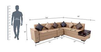 Muebles-Casa-Coral-Six-Seater-L-Shaped-Sofa-Light-Beige