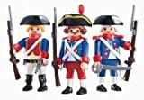 PLAYMOBIL® Add-On Series - 3 Soldiers