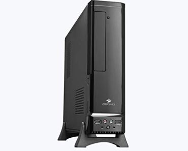 ASSEMBLED SLIM PC Intel core i5 Upto 3.2GHz Processor   4GB RAM 120GB SSD 500GB Hard Disk  WiFi Adopter