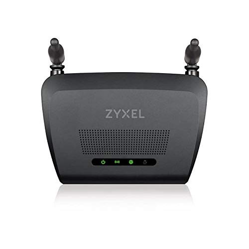 Zyxel NBG-418N 300Mbps Wireless N Router with Hig 81