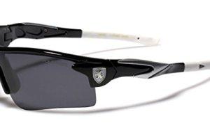 Premium Polarized Sports Cycling Fishing Sunglasses - Black