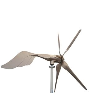 Tumo-Int 1500 Watts 5 Blades Wind Turbine Generator Kit with MPPT Controller