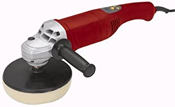 Chicago Electric Power Tools 7 Electronic Polisher Sander With Digital Rpm Display