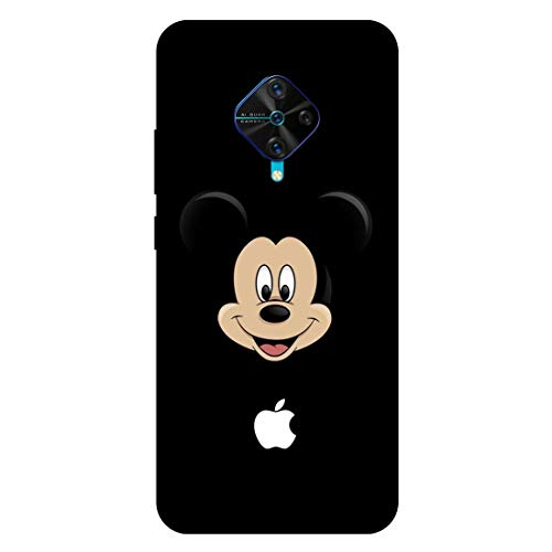 Disney :: Mickey Mouse :: Cute :: VIVO S1 PRO Multicolor Mobile Back Cover 163