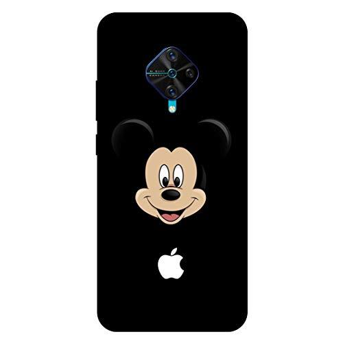 Disney :: Mickey Mouse :: Cute :: VIVO S1 PRO Multicolor Mobile Back Cover 1