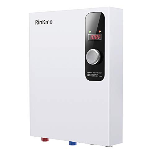 Rinkmo-Electric-Tankless-Water-Heater-18KW-240V-Instant-Hot-On-Demand-Residential-Electric-Water-Heater-for-Bathroom-Bathtub-rv-Whole-House-Shower-Sink-Small