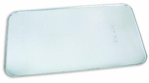 Lumax LX-1715 Silver 47' x 25' x 1/2' Galvanized Drip Pan