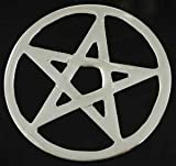 AzureGreen RPEN4 4 in. Pentagram Altar Tile