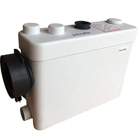 400W-Macerator-Pump-for-for-In-Wall-Frame-Wall-Hung-Toilet-Kitchen-Waste-Water-Disposal-Pump-Reamer-Crush-Function-Automatic-Start-Stop-High-Power-Saving-Function-400Watt-Side