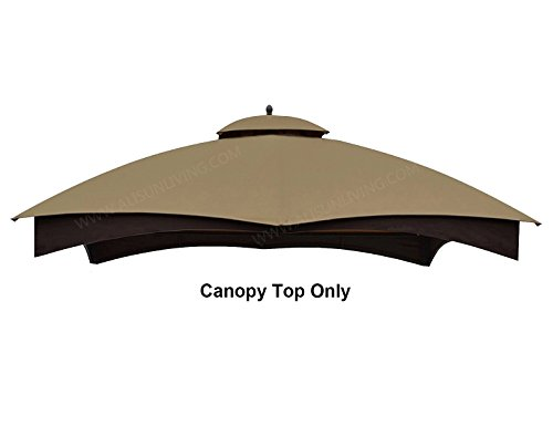ALISUN Replacement Canopy Top for Lowe's 10' x 12' Gazebo #TPGAZ17-002C -  DUSTIN A  PURTAN