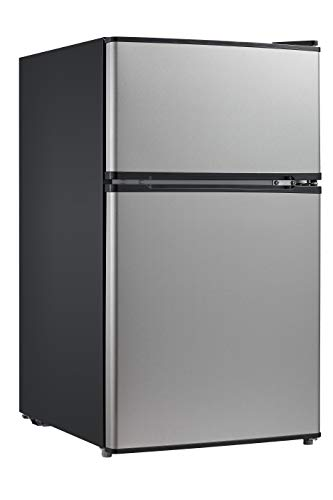 Midea WHD-113FSS1, 3.1 Cubic Feet, Stainless Steel