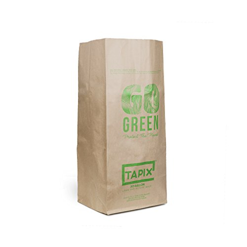 Best custom paper yard waste bags
