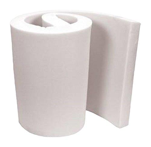 FoamTouch Upholstery Foam 2' x 24' x 72' High Density Cushion