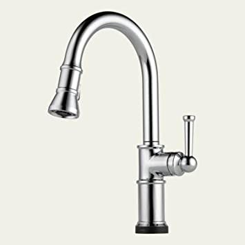 Brizo Smart Touch Kitchen Faucet Reviews