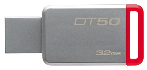 Kingston DataTraveler 50 32GB USB 3.0 Flash Drive (DT50/32GBIN), Grey 3