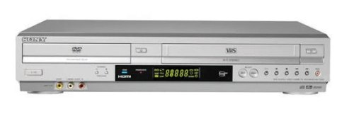 Sony SLVD570H DVD/VCR Combo Player with HDMI