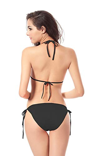 MYYNTI Women's Soft Padded Bra Panty Set Sexy Lingerie Set for Honeymoon Bridal Set Lace Push up Sexy Swimwear Bikini…