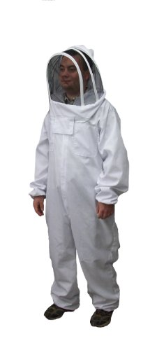 Bee keeping Suit with Veil Hood