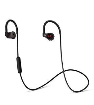 JBL Under Armour Sport Wireless Heart Rate In-Ear Headphones Black