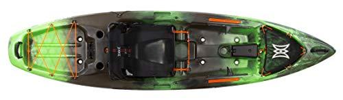"Perception Pescador Pro 10 | Sit on Top Fishing Kayak | Multi-Water Angler Kayak  | 10' 6"" | Moss Camo"