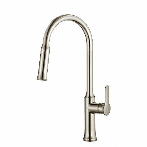 Best Kitchen Faucet For Hard Water Stains And Buildup Solution