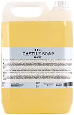 Liquid Castile Soap 5kg Amazon Co Uk Kitchen Home