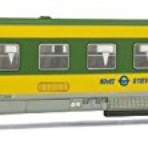 Arnold HN2280–Diesel Triebwagen Range 5047GySEV, Green/Yellow 31T2HdIeslL