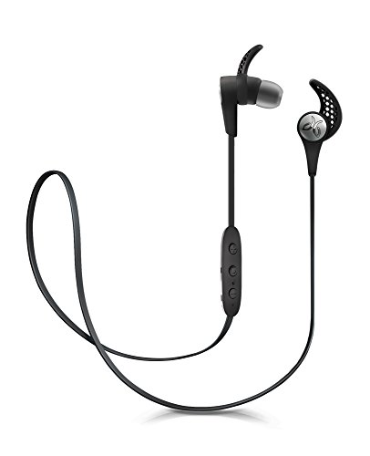 Jaybird X3 In-Ear Wireless Bluetooth Sports Headphones – Sweat-Proof – Universal Fit – 8 Hours Battery Life – Blackout