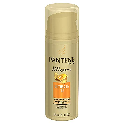 Pantene Ultimate 10 BB Creme 5.1 ounce, Pack of 3