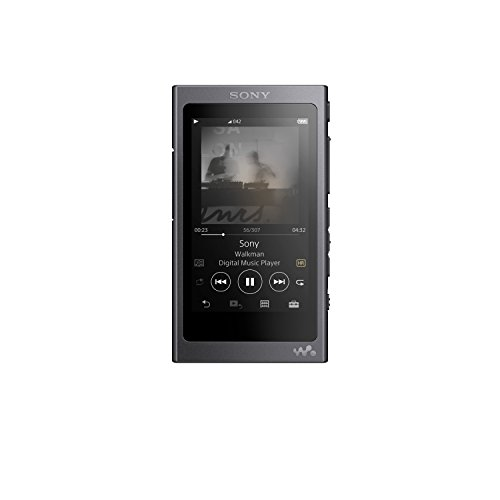 Sony NW-A45/L Walkman with Hi-Res Audio, Moonlit Blue (2018 Model)