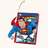 Hallmark Keepsake Superman Comic Book Heroes Christmas Ornament