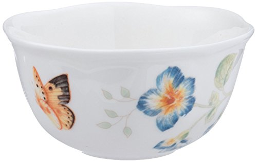 Lenox 806737 Butterfly Meadow Dessert Bowl - Pack of 4