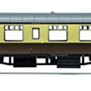 Hornby BR MK1 Tourist Second Open W3873 Coach 31V 2BH4WVHNL