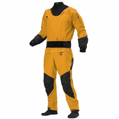 Stohlquist Men's Amp Drysuit-Mango-XXL